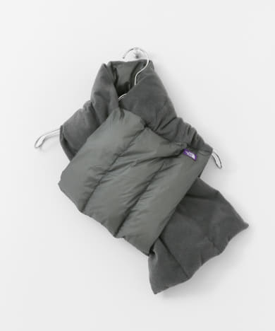 THE NORTH FACE PURPLE LABEL FIELD DOWN MUFFLER