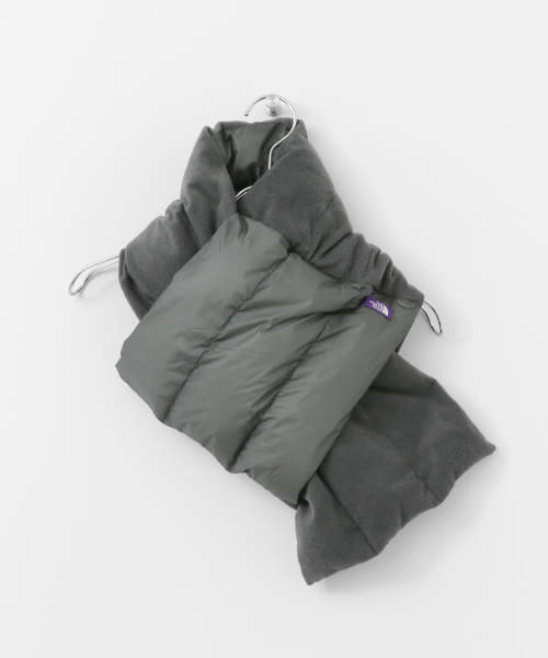 [URBAN RESEARCH][THE NORTH FACE PURPLE LABEL FIELD DOWN MUFFLER]