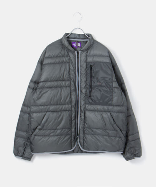 [URBS][THE NORTH FACE PURPLE LABEL FIELD DOWN JACKET]