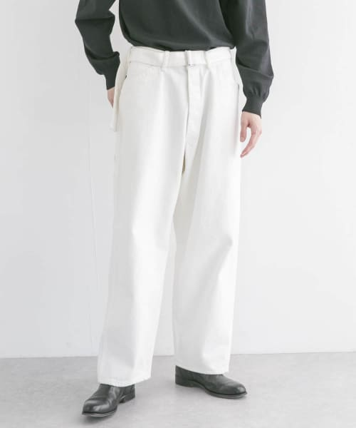 [URBAN RESEARCH][Lee×SEEALL PAINTER PANTS]