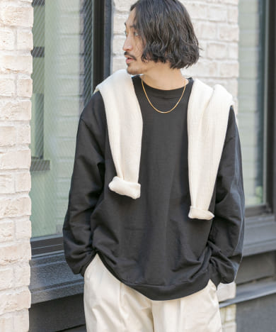 【一部WEB限定カラー】【別注】STAR&STRIPE FRENCH TERRY