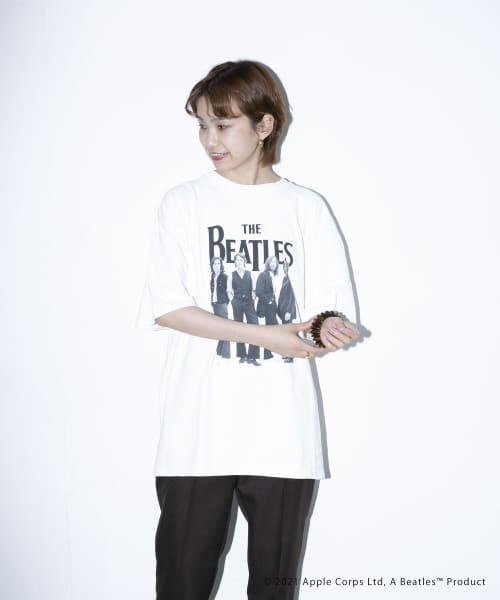 [URBAN RESEARCH][URBAN RESEARCH iD BEATLES 1969 T-SHIRTS]