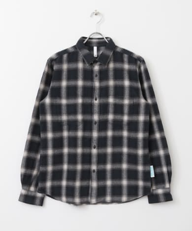 FORK&SPOON Heavy Flannel Shirts