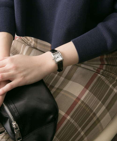 [URBAN RESEARCH][オリジナル LEATHER WATCH]