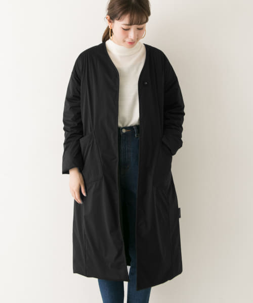 [URBAN RESEARCH][YOSOOU×URBAN RESEARCH 別注NO COLLAR COAT]