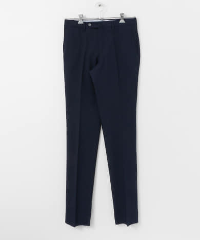LIFE STYLE TAILOR シアサッカーPANTS