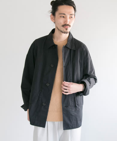 MHL. SUPERFINE COTTON COVERALL