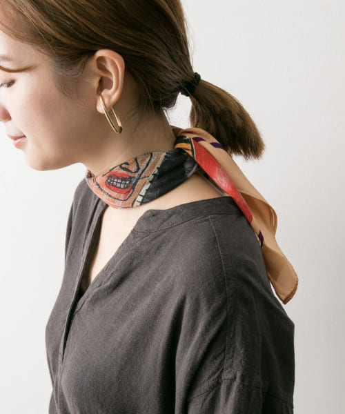 [URBAN RESEARCH][PERSON'S PERSONSartscarf]
