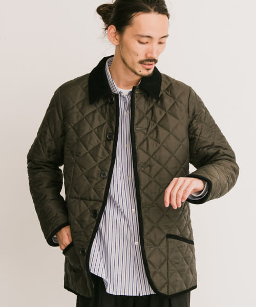 [URBAN RESEARCH][Traditional Weatherwear WAVERLY]