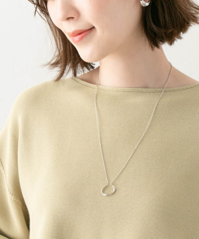 Favorible motif necklace