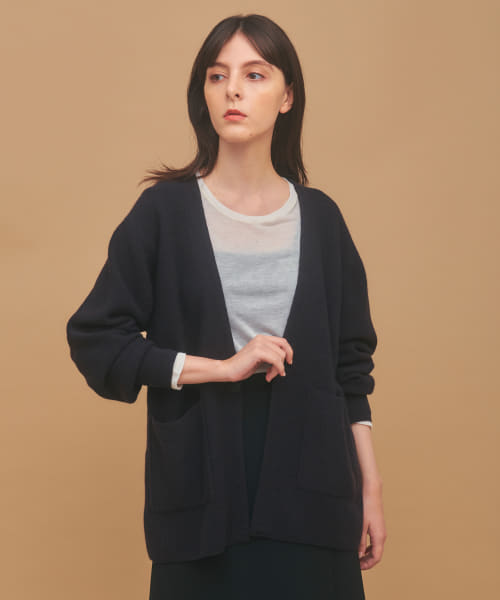[DOORS][UNIFY Wool Knit Cardigan]
