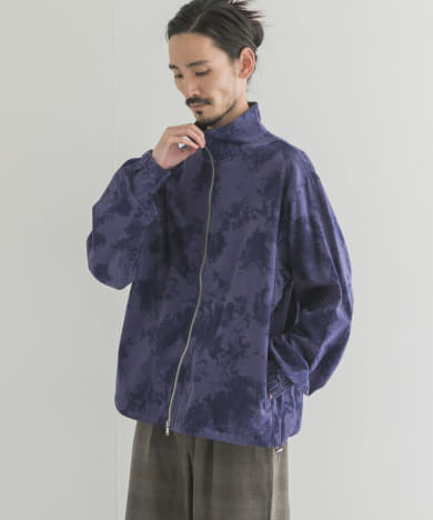 WELLDER Zip Up Blouson