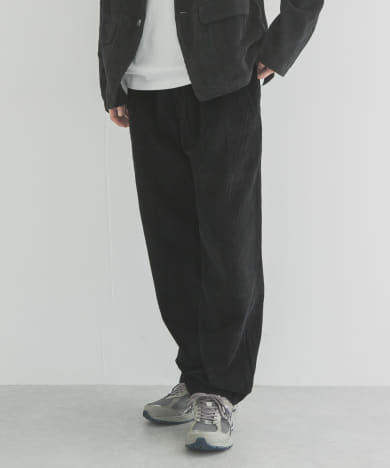 POP TRADING COMPANY CORDUROY SUIT PANTS