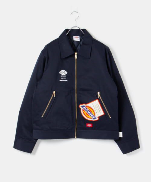 [URBS][thisisneverthat×Dickies EISENHOWER WORK JACKET]