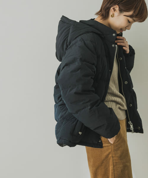 [URBAN RESEARCH][Cape HEIGHTS DOWN JACKET]