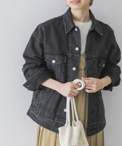 SOMETHING BIG DENIM JACKET