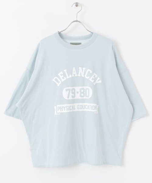 [URBAN RESEARCH][【別注】VOTE MAKE NEW CLOTHES×URiD BIG 2PLY TEE]