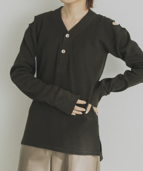 [URBAN RESEARCH][FILL THE BILL WAVETHERMAL COMMANDSHIRTS]