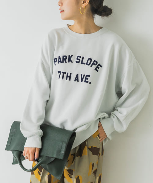 [URBAN RESEARCH][Vintageルーズスウェット]