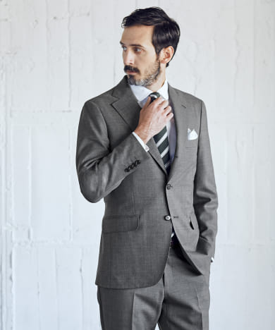 LIFE STYLE TAILOR SUITS ORIGINAL 無地