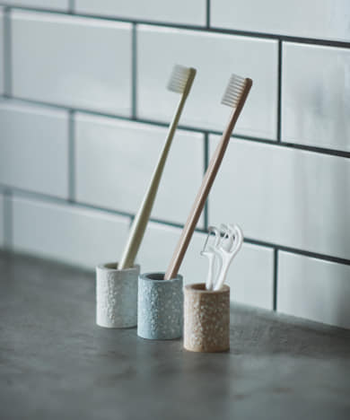 soil TOOTHBRUSH STAND mini