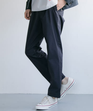 Vincent et Mireille 1 TUCK PANTS