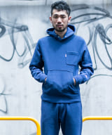 Mt Design 3776 x Champion 別注RW SWEAT PARKA
