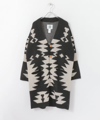 CANADIAN SWEATER NAVAJO GOWN