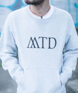 Mt Design 3776 x Champion 別注RW CREW NECK SWEAT SHIRTS