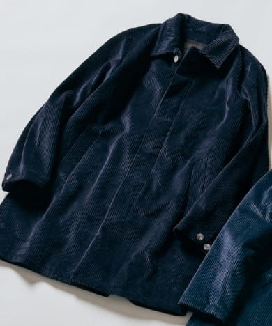 人気メンズファッション|FREEMANS SPORTING CLUB LINED STUDIO COAT