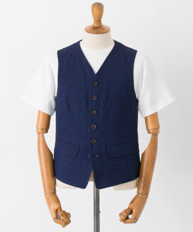 FREEMANS SPORTING CLUB JP C/L MATT VEST