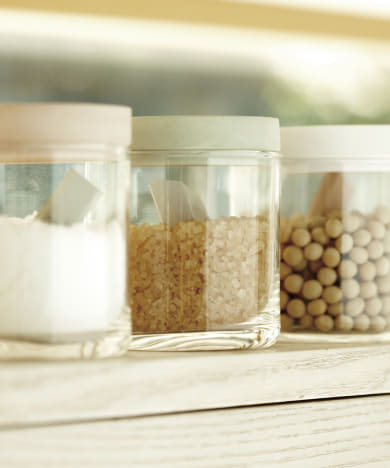 soil FOOD CONTAINER glass