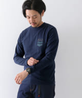 patagonia Ms LONG-SLEEVE patagonia Badge C/P