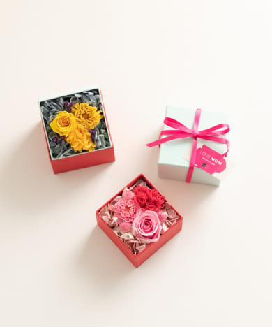 Mother's day フラワーBOX S
