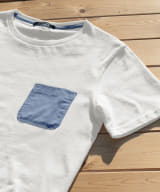 Denim Pocket Tシャツ