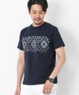Triangle Pattern Tシャツ