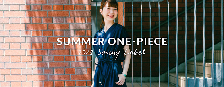 2018 SUMMER ONE-PIECE