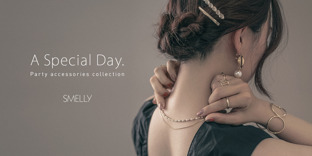 SMELLY A Special Day. - Party accessories collection -