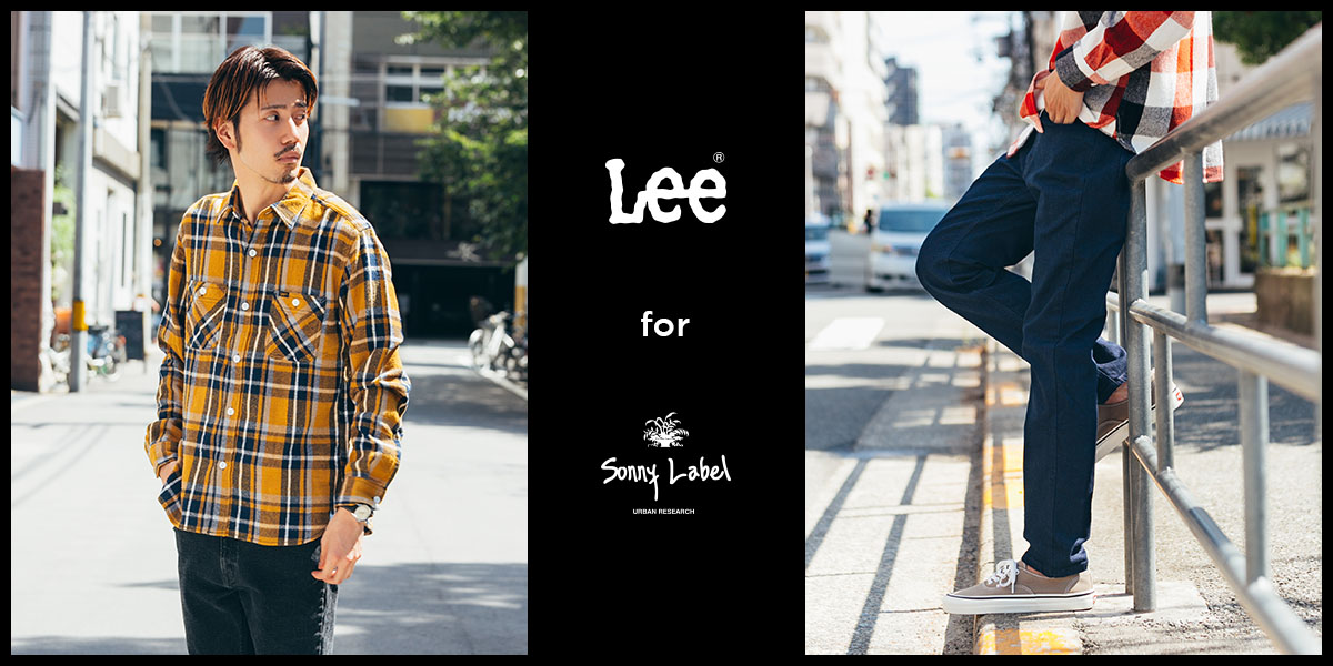 Lee for Sonny Label