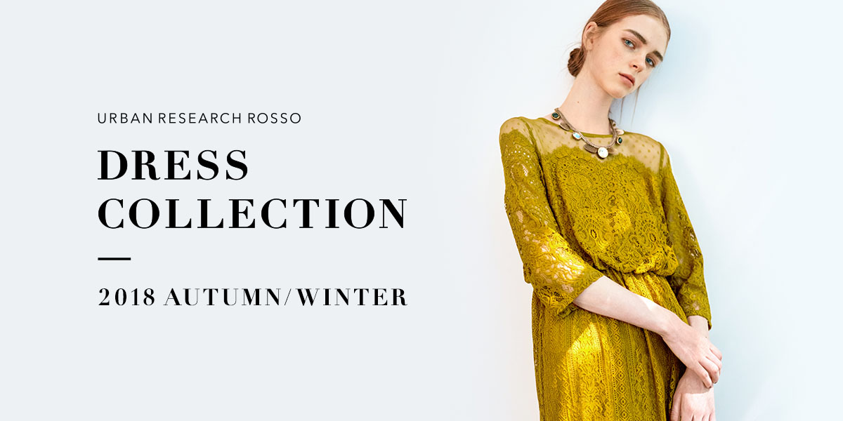 DRESS COLLECTION 2018 AUTUMN/WINTER