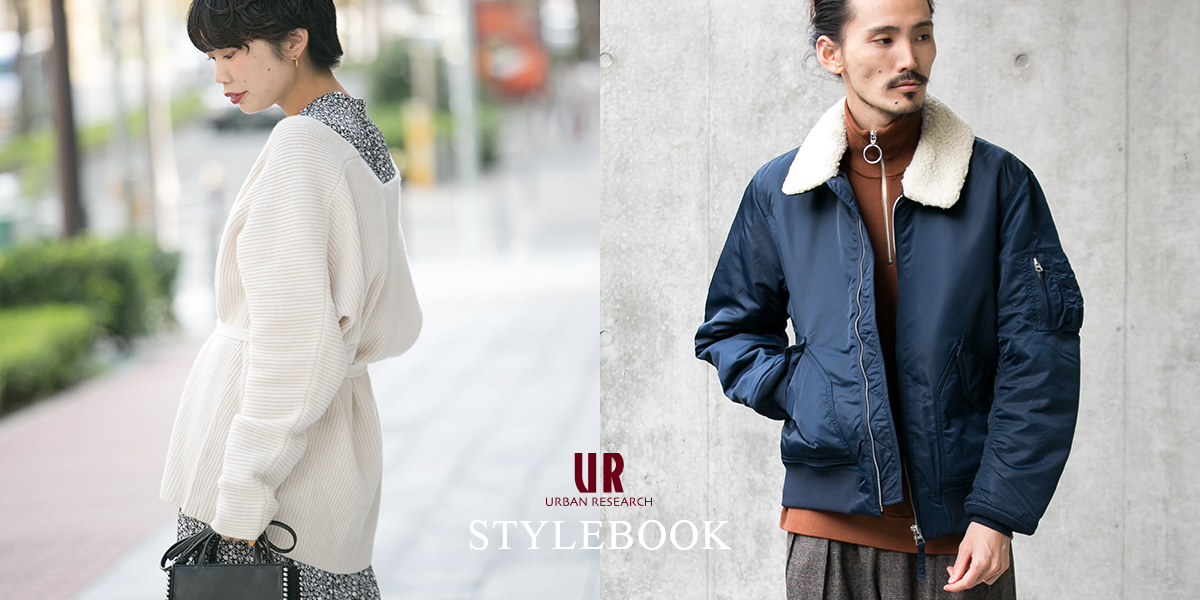 URBAN RESEARCH STYLEBOOK #85