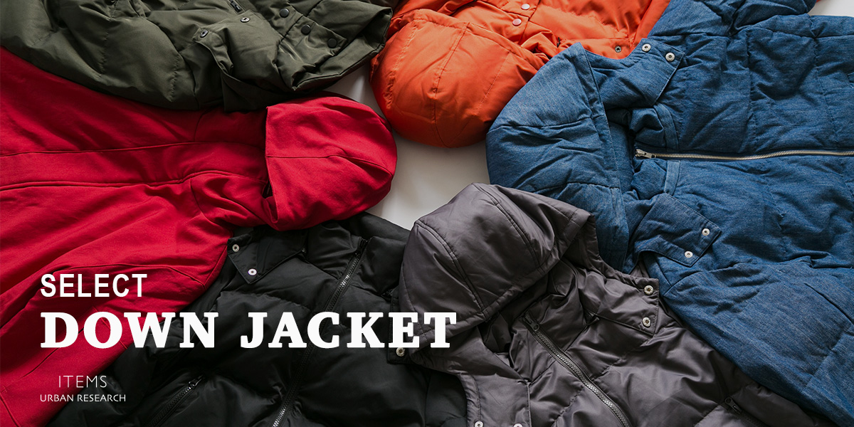 SELECT DOWN JACKET