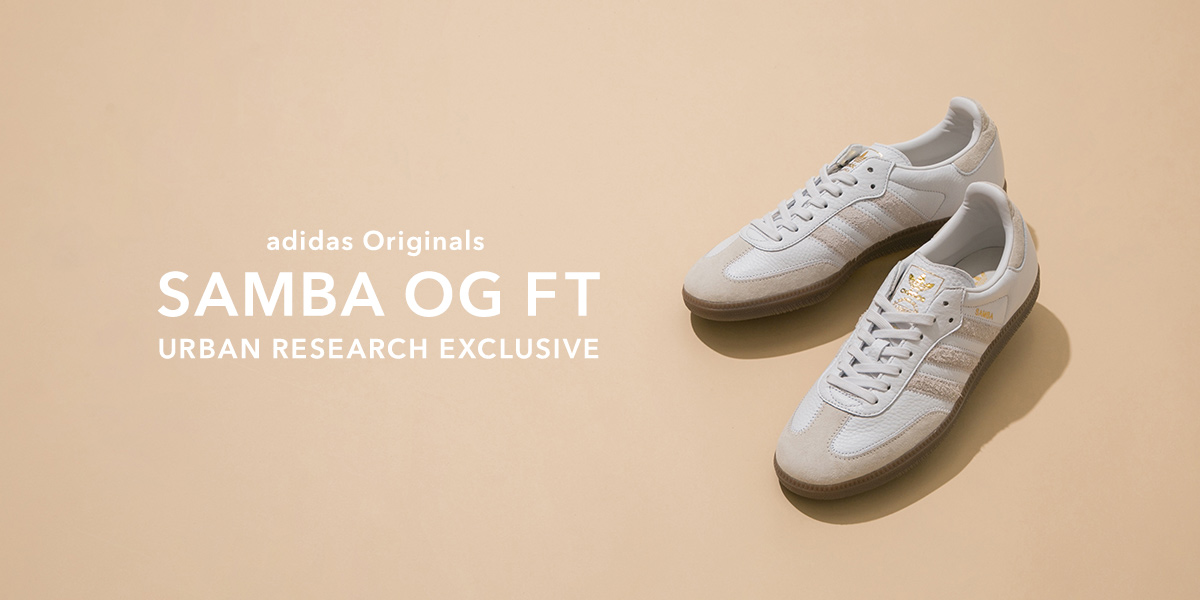 adidas Originals SAMBA OG FT URBAN RESEARCH EXCLUSIVE