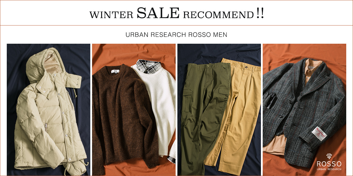 WINTER SALE RECOMMEND!!