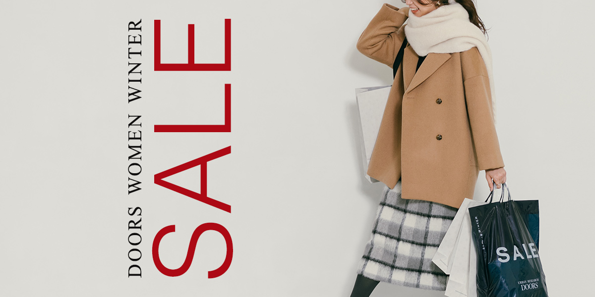 DOORS WOMEN WINTER SALE