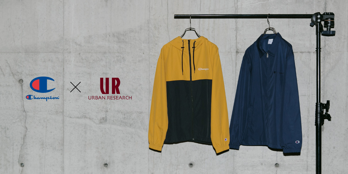 Champion × URBAN RESEARCH