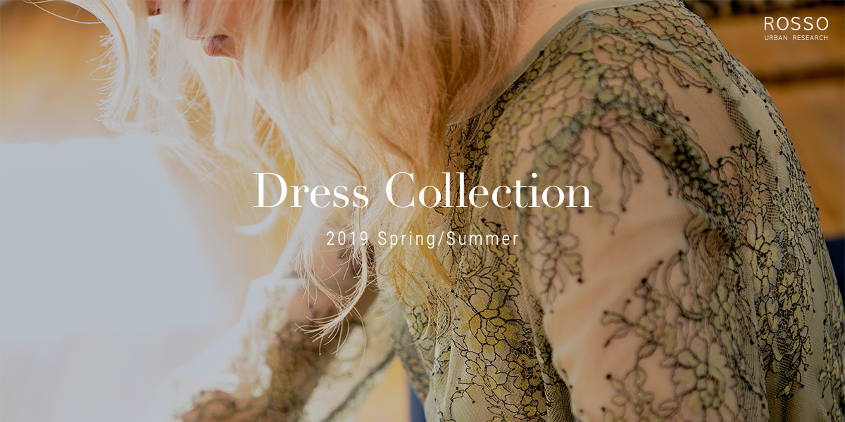 Dress Collection 2019 Spring/Summer