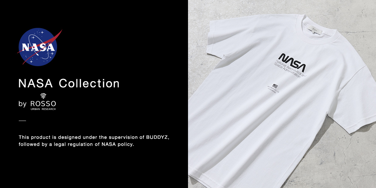 NASA Collection by ROSSO MEN
