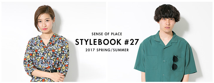 SENSE OF PLACE STYLEBOOK #27