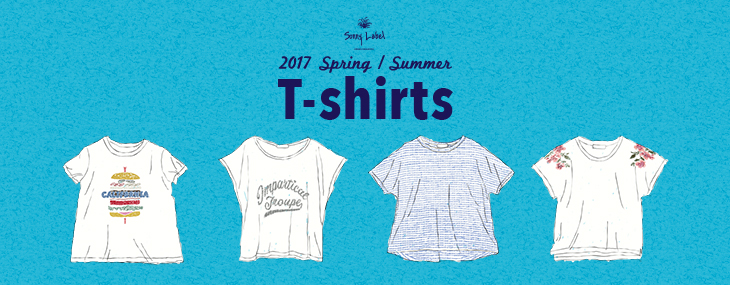 Sonny Label 2017 T-shirts